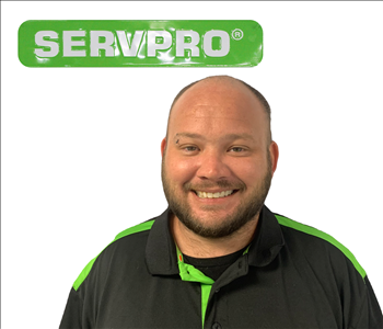 Ronald Phillips - male employee- Servpro pic
