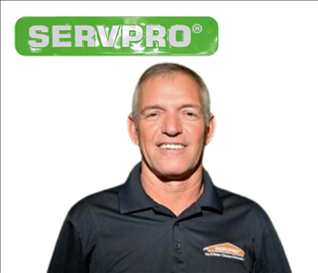 Billy Morrison, male, SERVPRO employee