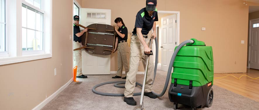 Tampa, FL residential restoration cleaning